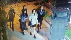 Edirnede çalışma izni olmayan 8 Özbek kadına gözaltı
