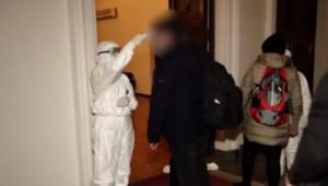 Gürcistan vatandaşları İtalya'dan tahliye edildi