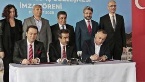 Diyarbakır Büyükşehir ile DİSK arasında sözleşme