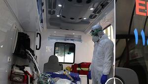 İranda corona virüsten 63 kişi daha öldü