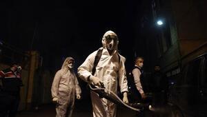 Irakta Corona Virüsten ölenlerin sayısı 8e yükseldi