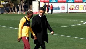 Galatasarayda Henry Onyekuru şoku