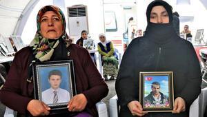 HDP önündeki eylemde aile sayısı 126 oldu