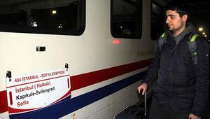 Son dakika haberler... İstanbul-Sofya tren seferlerine Corona Virüsü engeli