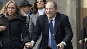 Son dakika... Harvey Weinsteina 23 yıl hapis cezası