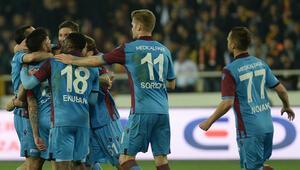 BtcTurk Yeni Malatyaspor 1-3 Trabzonspor   Maçın özeti ve golleri