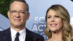 Son dakika haberleri: Amerikalı aktör Tom Hanks ve eşinde corona virüsü tespit edildi