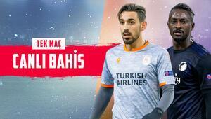 UEFA Avrupa Liginde gözler Başakşehirde Galibiyetlerine iddaada...