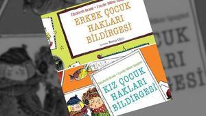 Çocuk kitabında skandal Toplatılıp imha edildi