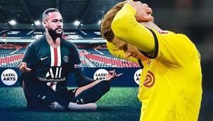 Neymardan Erling Haalanda gönderme
