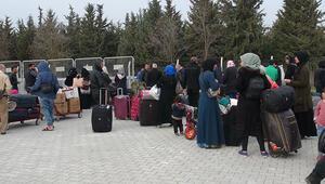 Suriyelilerin bayram için ülkesine gidişlerine Corona Virüs engeli