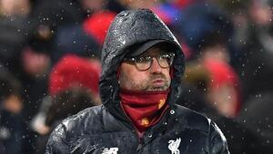 13 günde 2 kupaya veda etti Liverpoola nazar değdi...