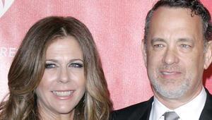 Tom Hanks ve Rita Wilson corona virüsü böyle kapmış