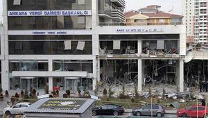 Vergi dairesine bombalı saldırı davasında karar