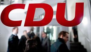 CDU kongresi iptal