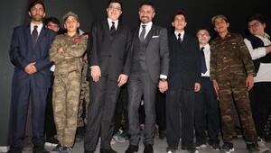 Sivrihisarda İstiklal Marşının kabulü ve Mehmet Akif Ersoyu anma töreni