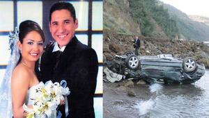 Otomobili uçuruma yuvarlayıp eşinin ölümüne neden olmuştu... Karar verildi