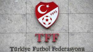 PFDK kararları açıklandı 4 büyüklere ceza...