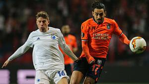 Medipol Başakşehir 1-0 Kopenhag