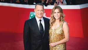 Tom Hanks ve eşi Rıta'ya korona teşhisi kondu