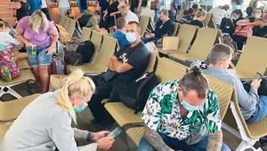 Turizmci pandemiye kilitlendi