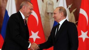 Putin, Erdoğan'ı aradı