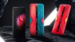 Yepyeni bir telefon daha geldi: İşte karşınızda Nubia Red Magic 5G
