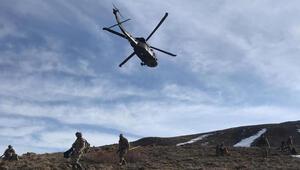 Son dakika: Kapan-8 Ağrı Dağı-Çemçe-Madur operasyonu başlatıldı
