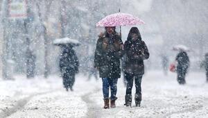 Meteorolojiden yağış ve kar erimesi uyarısı