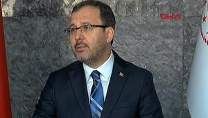 Son dakika: Bakan Kasapoğlundan burs ve yurt ücreti açıklaması