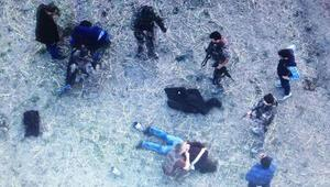 Müthiş görüntüler 1000 polis ve jandarma harekete geçti... Böyle yakalandılar