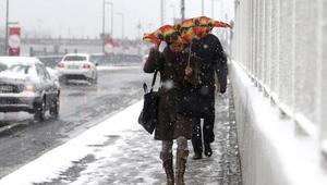 Meteorolojiden İç Anadolu Bölgesindeki 4 il için soğuk hava uyarısı