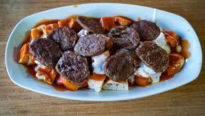 Anadolunun kalbi şehrimizin en nefis yemeği o...