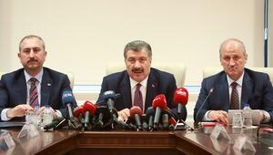 Son dakika haberi... Sağlık Bakanı Fahrettin Koca açıkladı: Corona Virüs sayısı 5e çıktı