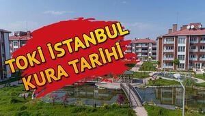 TOKİ İstanbul kura çekilişi ne zaman 2020 TOKİ İstanbul Tuzla Arnavutköy Başakşehir kura sonuçları ne zaman açıklanacak