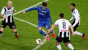 Corona virüsü Serie Ada forma giyen futbolcularda yayılmaya devam ediyor