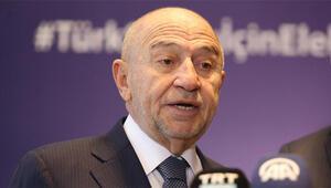 Süper Lig maçları şifresiz yayınlanacak mı TFF Başkanı Nihat Özdemirden açıklama...