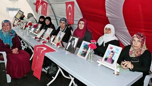 HDP önündeki eylemde 194üncü gün; aile sayısı 127 oldu