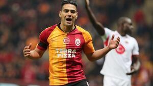 Radamel Falcaodan Galatasaray - Beşiktaş maçı iddialı açıklama