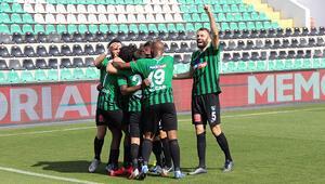 Denizlispor 1-0 Gençlerbirliği (Maç Özeti)