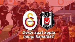 Galatasaray Beşiktaş maçı hangi kanalda ve saat kaçta Derbi şifresiz mi yayınlanacak