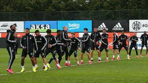 Beşiktaş, Galatasaray derbisinin hazırlıklarını tamamladı