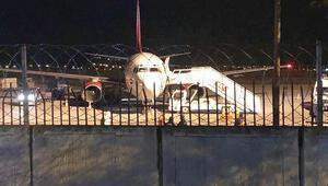 Uçakla kaçak gireceklerdi
