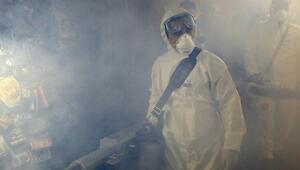 Irakta, Koronavirüse yakalananların sayısı 110a yükseldi