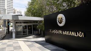 Türkiyeden Yunanistan Dışişleri Bakanı Dendiasın sosyal medyadaki açıklamalarına tepki