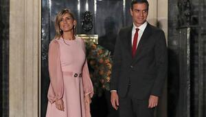 İspanya Başbakanı Sanchezin eşi de Corona Virüsüne yakalandı