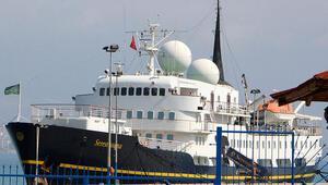 Alanyada kruvaziyer gemi sürprizi