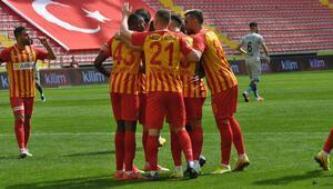 Kayserispor 2-1 Yeni Malatyaspor (Maç özeti ve golleri)