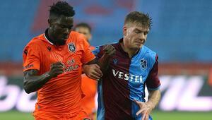 Trabzonspor 1- 1 Başakşehir (Maçın golleri ve özeti)