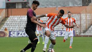 Adanaspor 1-1 Keçiörengücü